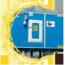 e100 img1 E 100 : Echangeur de climatisation réversible