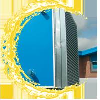 e100 img3 E 100 : Echangeur de climatisation réversible