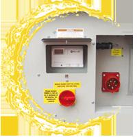 e20 img3 E 20 : Centrale mobile de régulation thermique