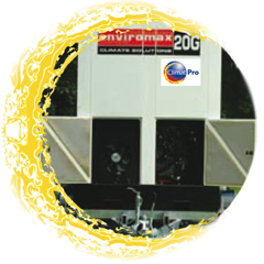 e20g img2 E 20G : Centrale mobile de régulation thermique