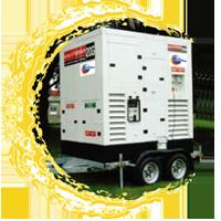 e20g img3 E 20G : Centrale mobile de régulation thermique